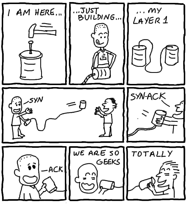 tcp buddies geek comic